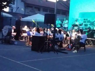 6TaRGmiUajA Qualche momento del concerto dei 100 anni della Banda di Sedriano Magentino Sedriano Storia e Cultura