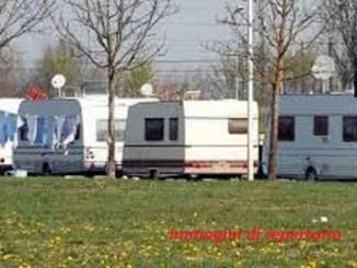 campo-rom Rom corbettese accusato di ricatto sessuale verso un sacerdote di Capiago Intimiano Corbetta