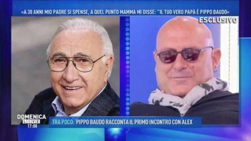 Torna Alessandro Formosa il figlio segreto di Pippo Baudo