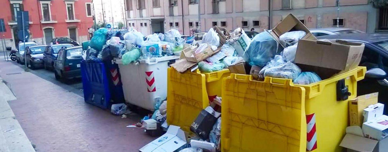 raccolta rifiuti avellino