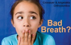 Bad breath in children