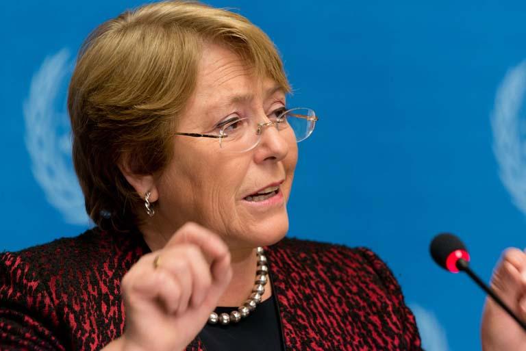 Bachelet inicia visita a Japón