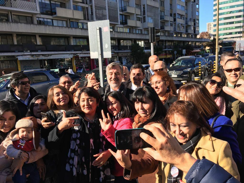 Piñera y Guillier se enfrentan por ´terrorismo´ en La Araucanía