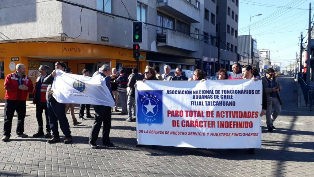 Paro afecta Tratado de 1904 — Ministro chileno