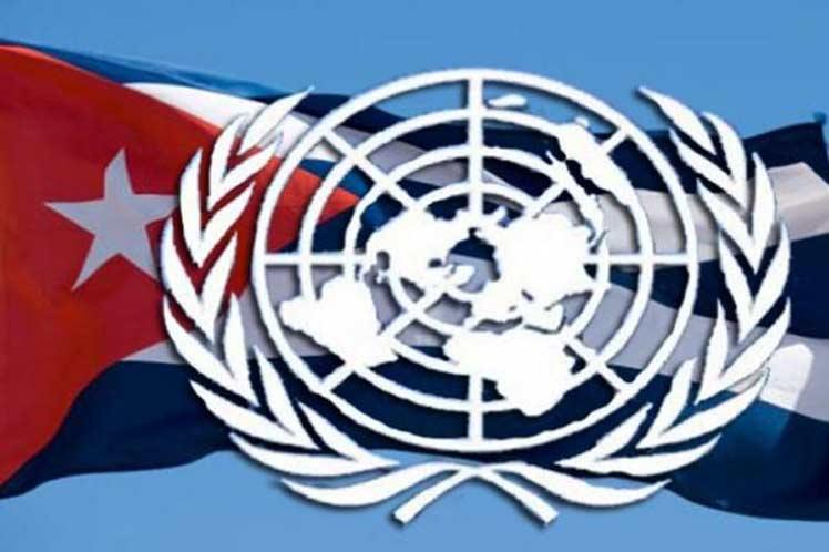 Misión cubana ante la ONU: medidas de Trump destinadas al fracaso
