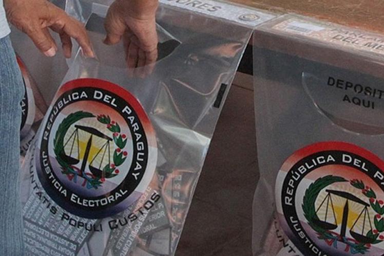 Todo listo para elecciones primarias en Paraguay