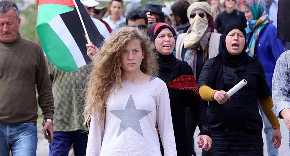 Gobierno de Chile pide libertad de niña palestina
