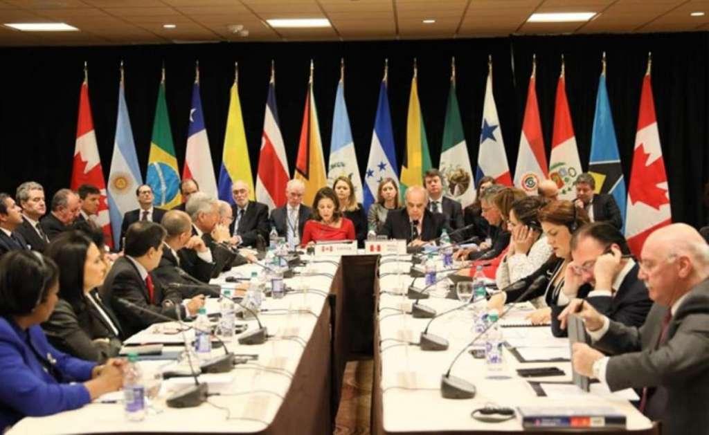 Venezuela rechazó las críticas del Grupo de Lima sobre las elecciones