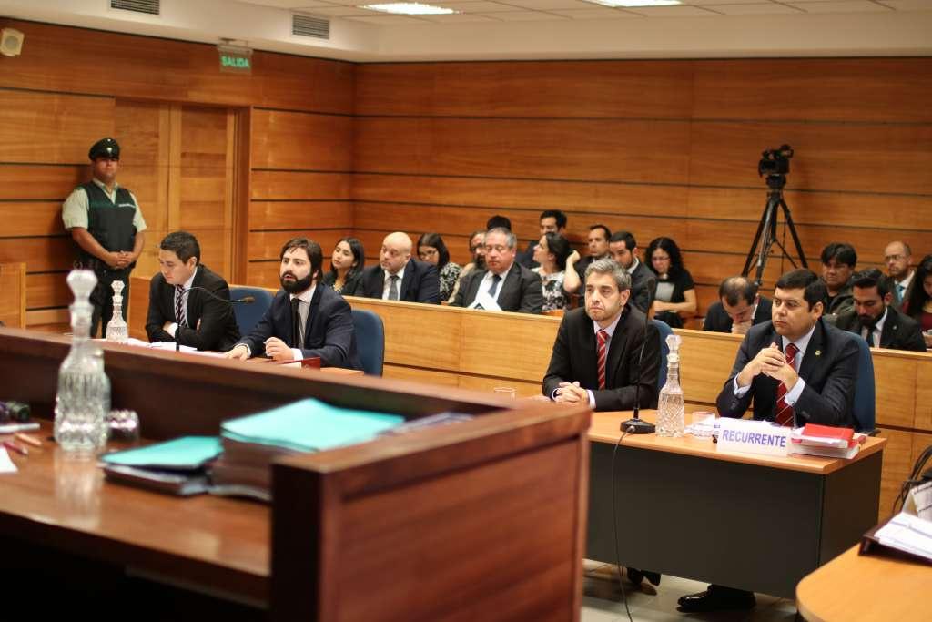 Corte de Apelaciones de Temuco revisa sobreseimiento del caso — Operación Huracán