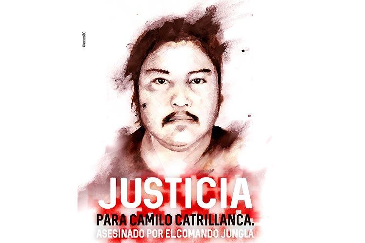 Decretaron prisión preventiva para excarabineros implicados en el asesinato de Camilo Catrillanca
