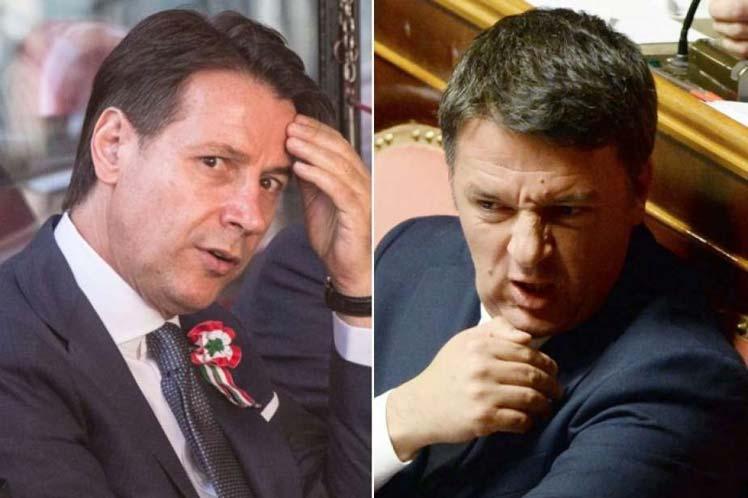 Crisis de gobernabilidad en Italia en plena pandemia