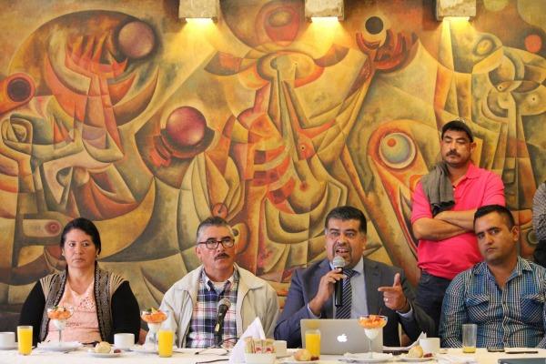 Ejidatarios negocian estacionamiento con el GAP | La Crónica de Hoy - Jalisco