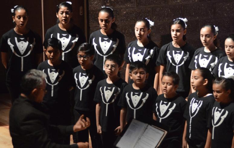 Por falta de apoyo, se manifiestan Niños Cantores | La Crónica de Hoy - Jalisco