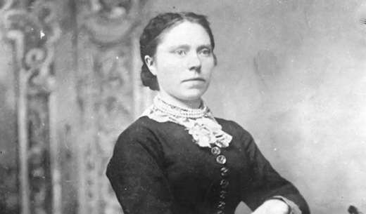 Belle Gunness Lady Bluebeard
