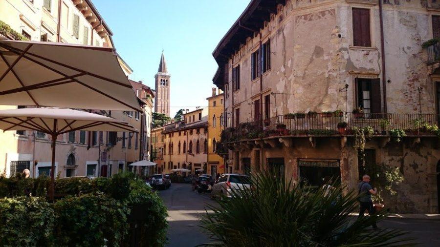 Por las calles de Verona. Qué ver en Verona en un día.