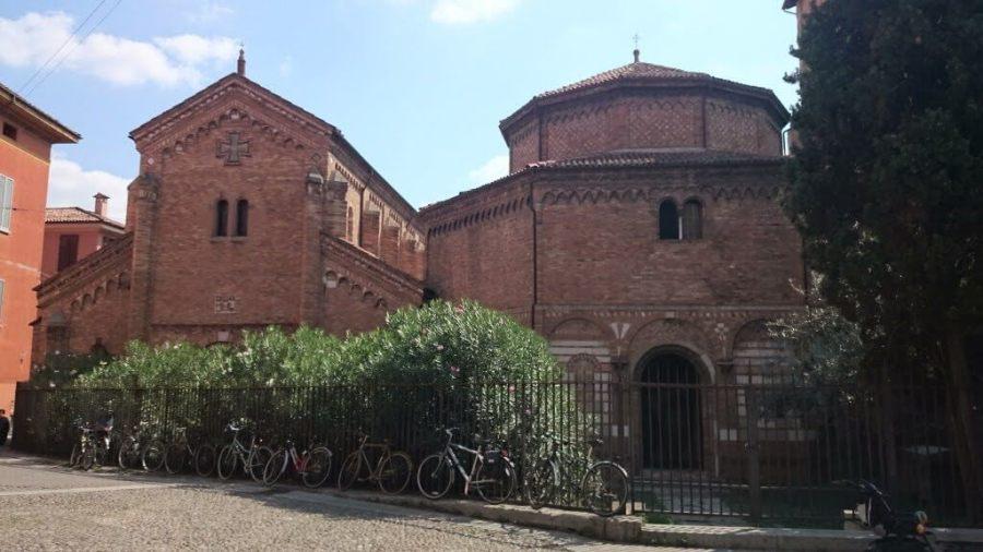 Qué ver en Bolonia. Basílica de Santo Stefano.