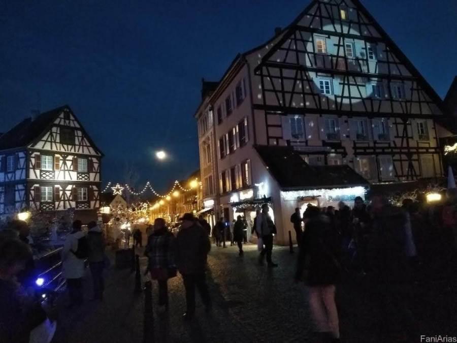 Colmar y Mulhouse en Navidad