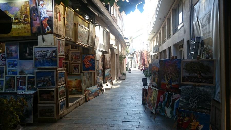 Calles del centro.