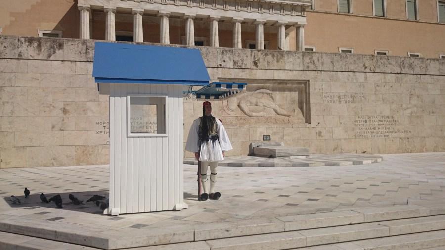 Qué ver en el centro de Atenas.