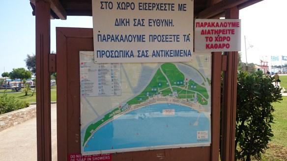 Playas de Atenas, Centro de Atenas y Pireo. Kavouri