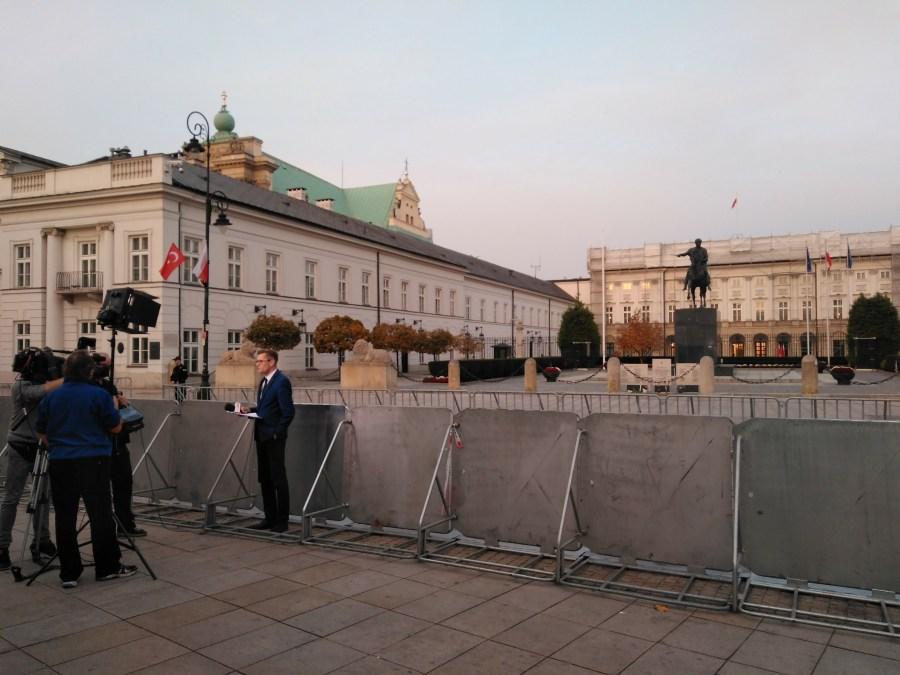 Qué ver en Varsovia.Monumento al Príncipe Józef Poniatowski
