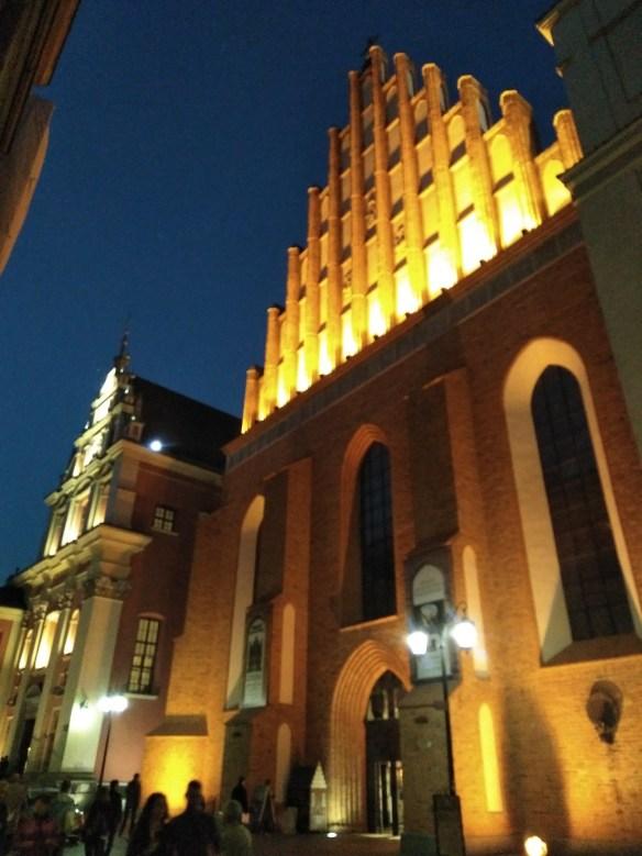 Qué ver en Varsovia en un día. Centro histórico de Varsovia.