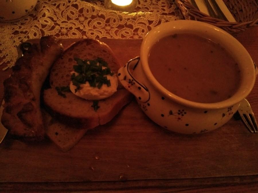 Qué comer en Varsovia