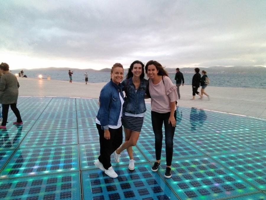 Qué ver en Zadar: Saludo al Sol, Órgano Marino.