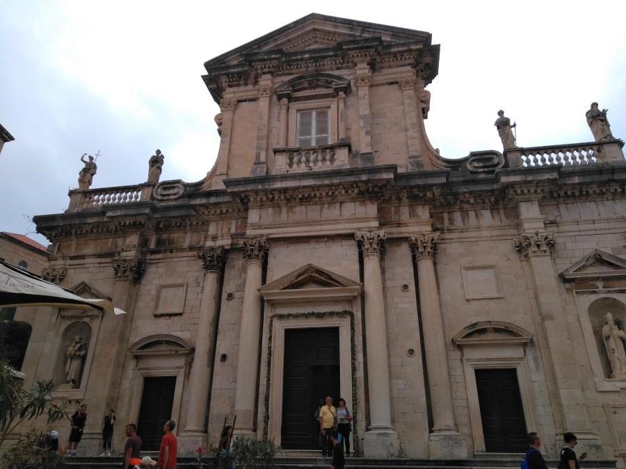 Qué ver en Dubrovnik. Catedral de la Asunción.