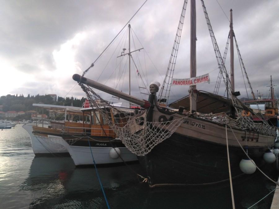 Qué ver en Dubrovnik. Puerto de Gruz