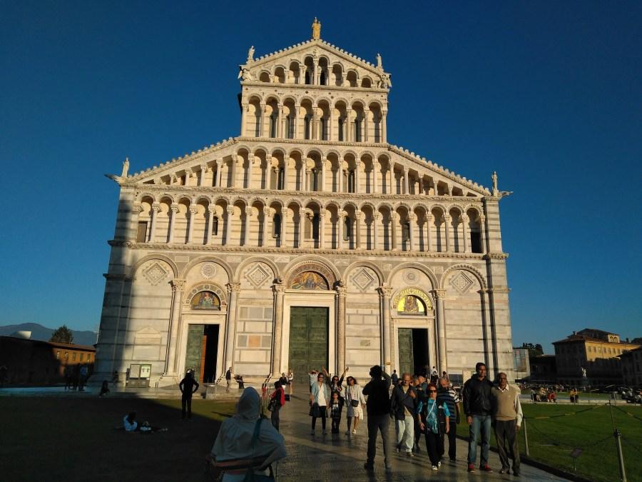 Pisa ¿qué ver en un día? Catedral de Pisa o Duomo de Pisa.