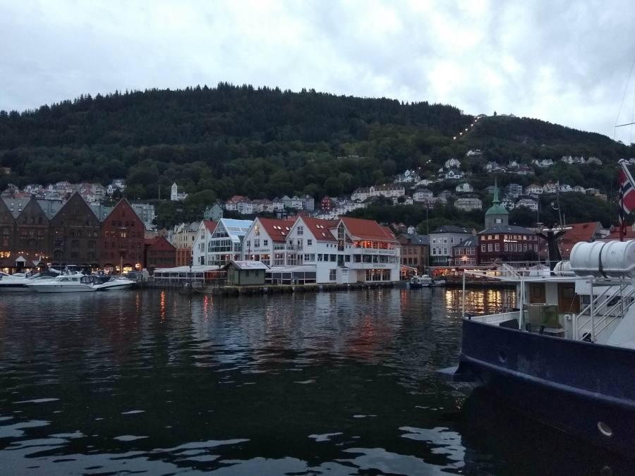 Qué ver en Bergen en un día