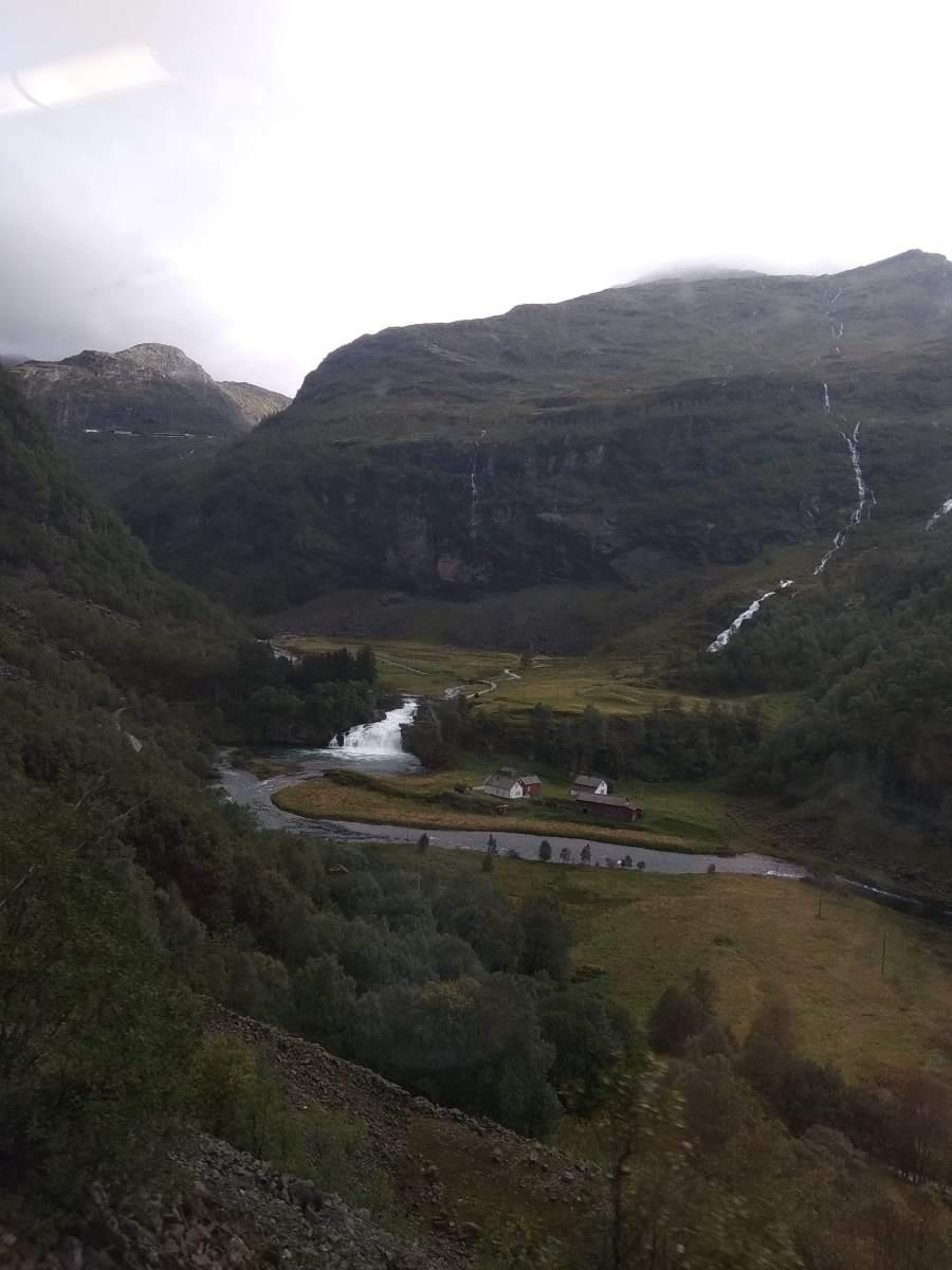 Tren de Flam a Myrdal