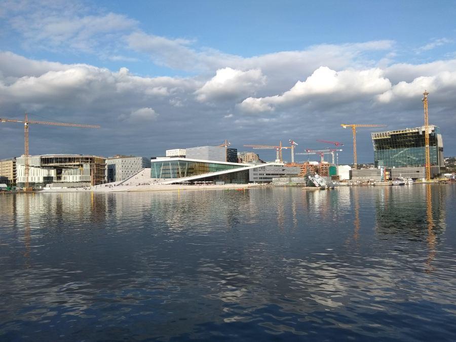 Ópera de Oslo.