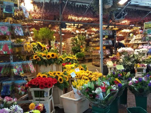 Mercado de las Flores.