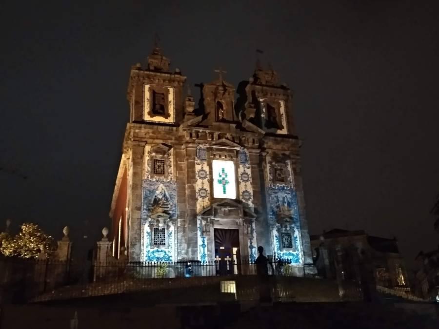 Oporto en 3 días. Iglesia de San Ildefonso.