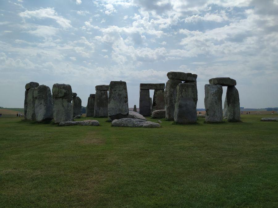 Historia de Stonehenge.