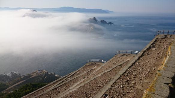 Rutas de senderismo en las islas Cíes