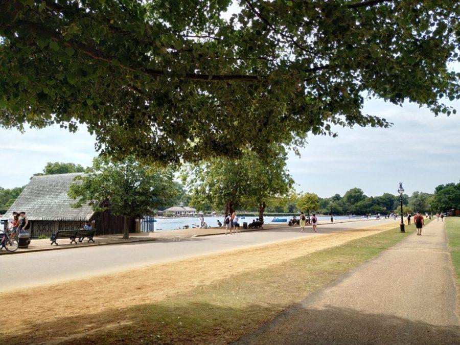Hyde Park. Cosas gratis en Londres.