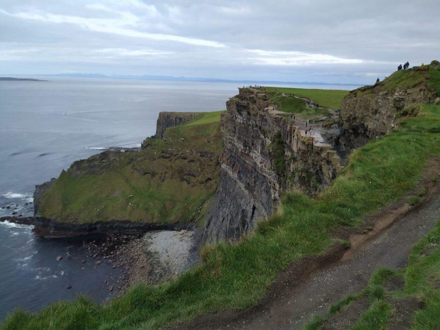 Acantilados de Moher en Irlanda.