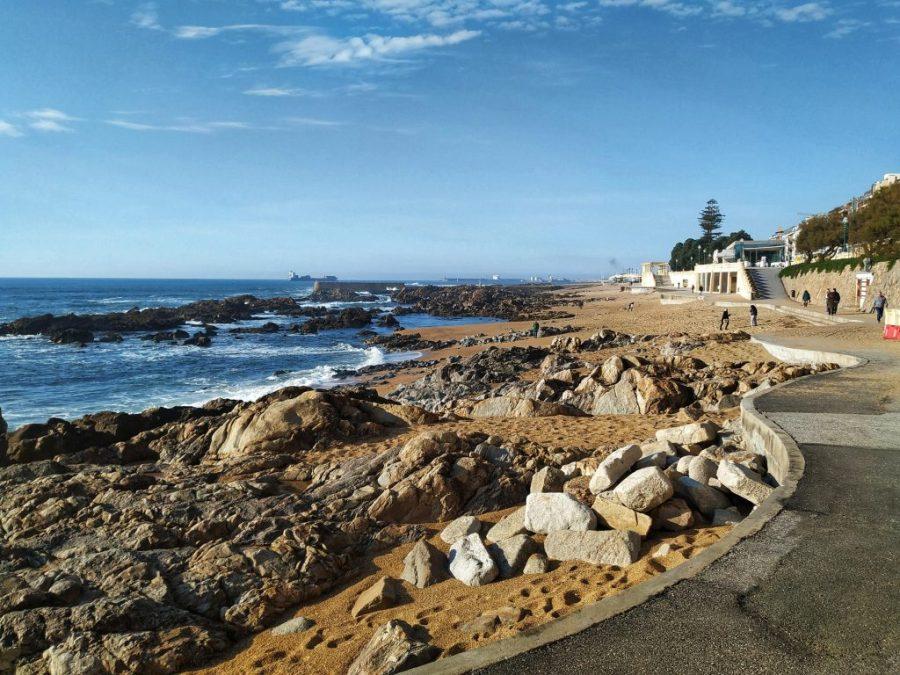 Qué ver en Matosinhos. Paseo de la playa.