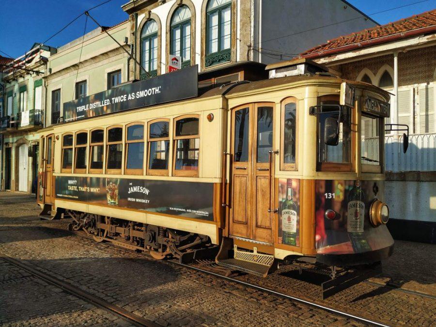 Qué ver en Matosinhos. Tranvía a Oporto.