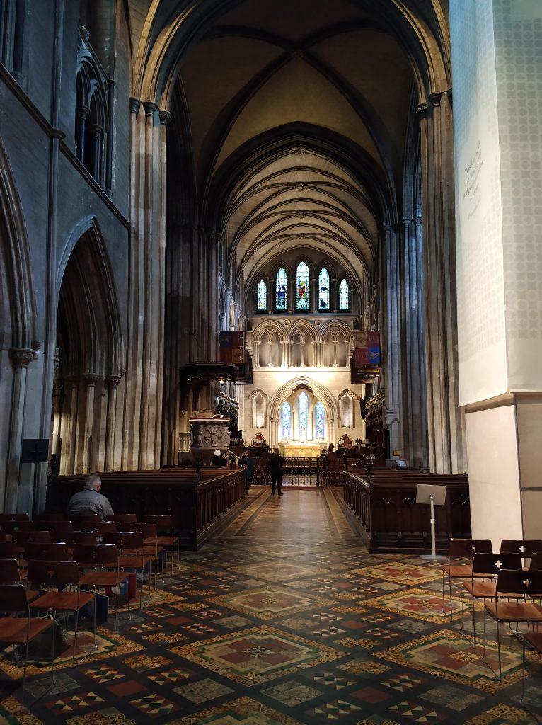Qué ver en Dublín. Catedral de San Patricio.