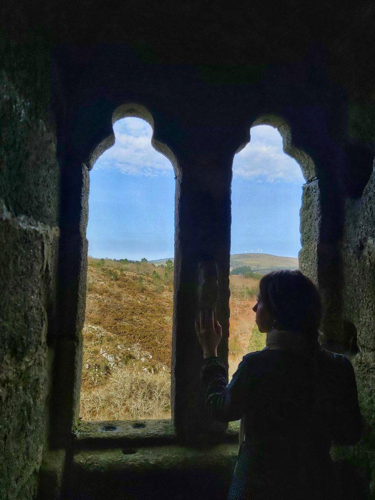 Castillo de Pambre. Palas de Rei, Lugo