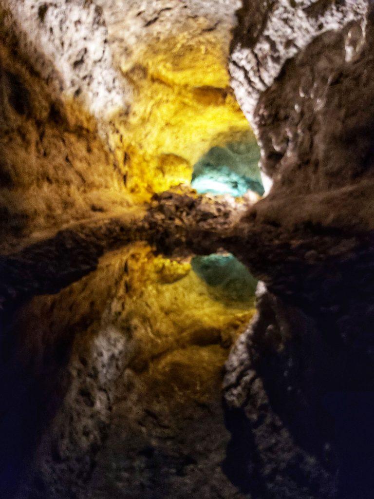 Qué ver en Lanzarote en 3 días. Cueva de los Verdes.