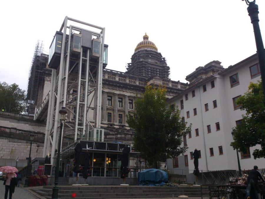 Qué ver en un día en Bruselas. Palacio de Justicia.