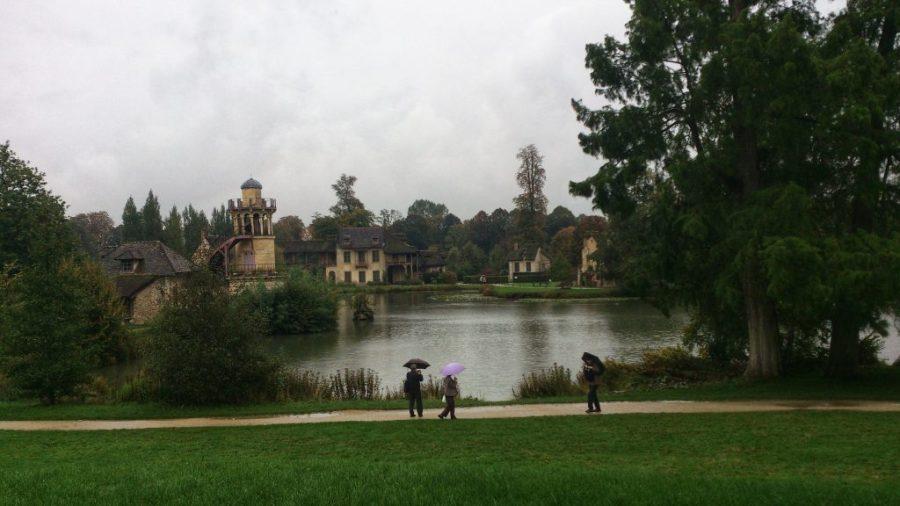 Aldea de la Reina. El rincón más bonito que ver en Versailles.