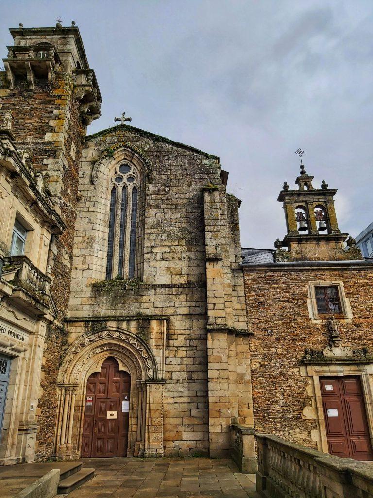 Capilla de la Soledad e Iglesia de San Pedro