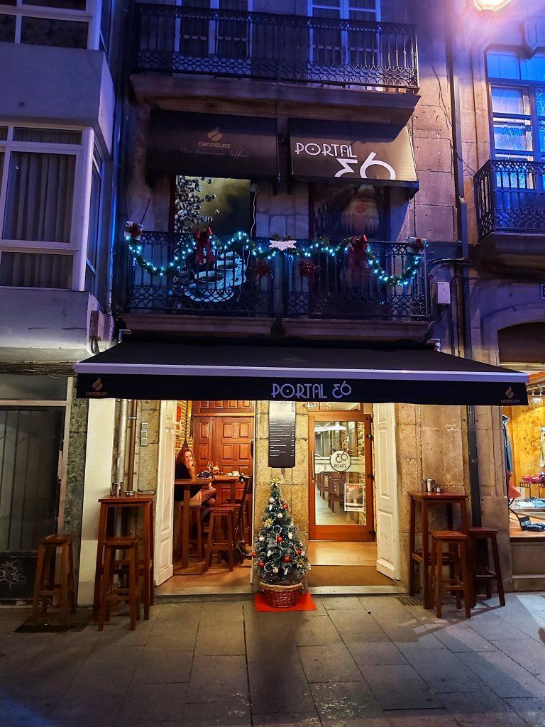 Dónde comer en Lugo. Portal 36.