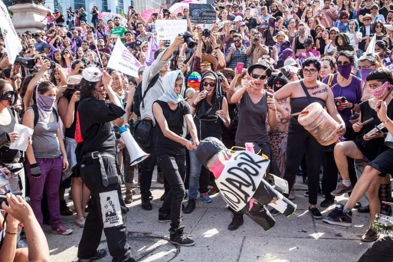 Marcha Feminista CDMX